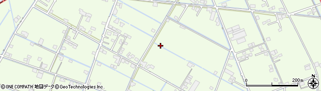 岡山県倉敷市茶屋町(早沖)周辺の地図