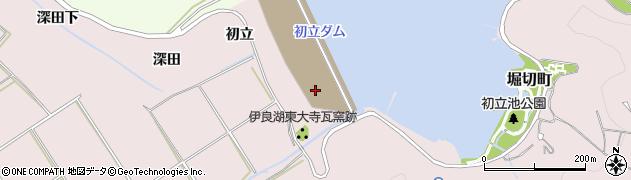 愛知県田原市伊良湖町(瓦場)周辺の地図
