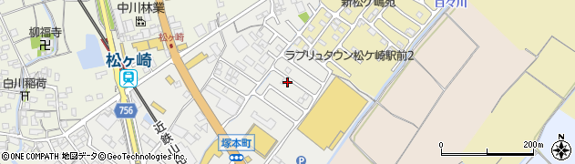 三重県松阪市塚本町周辺の地図