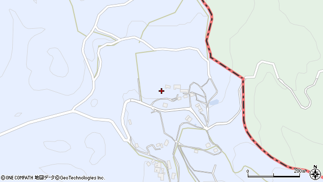 〒632-0203 奈良県宇陀市室生深野の地図