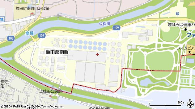 〒639-1035 奈良県大和郡山市額田部南町の地図