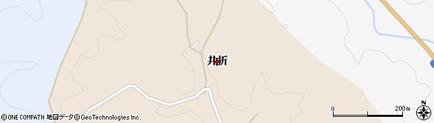広島県世羅町(世羅郡)井折周辺の地図