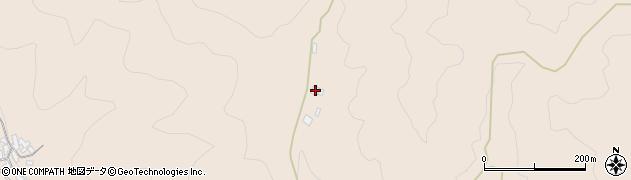 大親寺周辺の地図