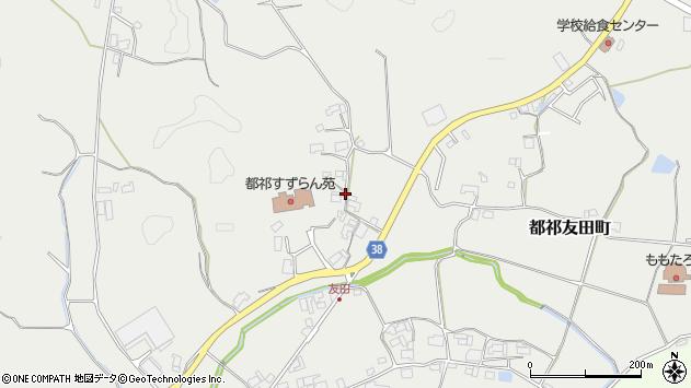 〒632-0246 奈良県奈良市都祁友田町の地図
