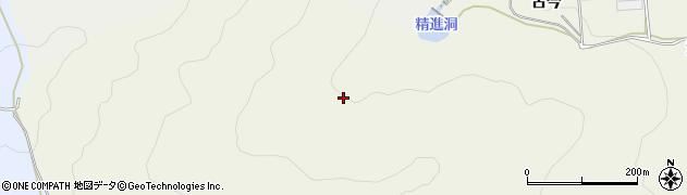 愛知県田原市越戸町(古今)周辺の地図