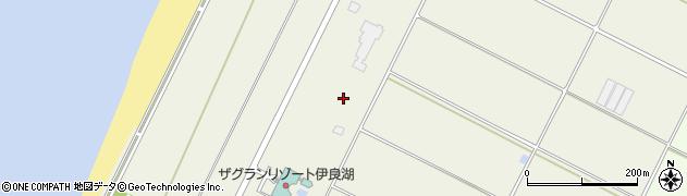 愛知県田原市中山町(岬)周辺の地図