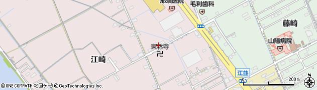 岡山県岡山市中区江崎683周辺の地図