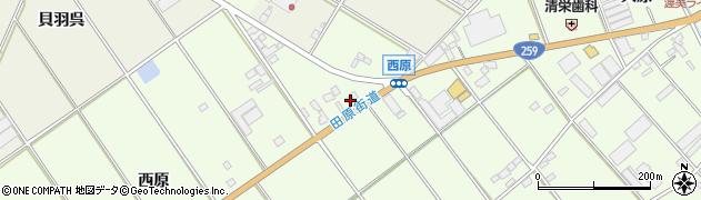 ジュン予約受付周辺の地図