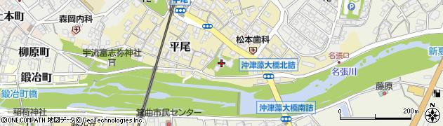 徳蓮院周辺の地図