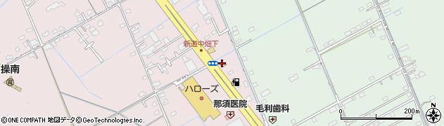 岡山県岡山市中区江崎691周辺の地図