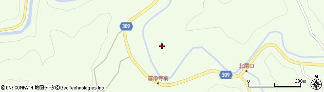 善浄寺周辺の地図