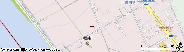 岡山県岡山市中区江崎372周辺の地図