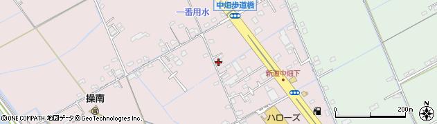 岡山県岡山市中区江崎483周辺の地図