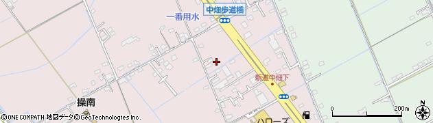 岡山県岡山市中区江崎484周辺の地図