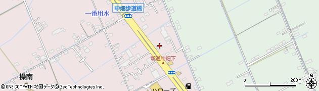 岡山県岡山市中区江崎491周辺の地図