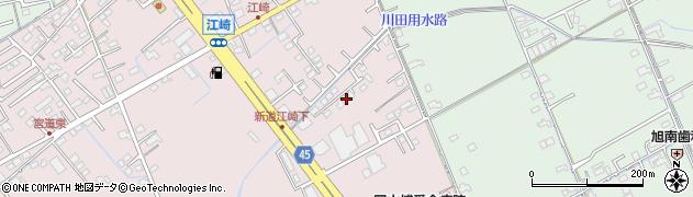 岡山県岡山市中区江崎169周辺の地図
