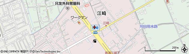 岡山県岡山市中区江崎56周辺の地図