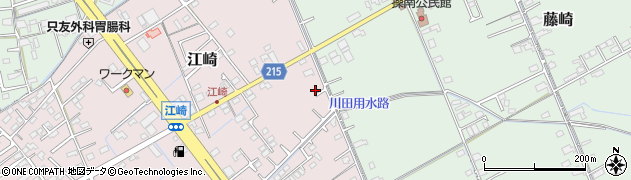 岡山県岡山市中区江崎161周辺の地図