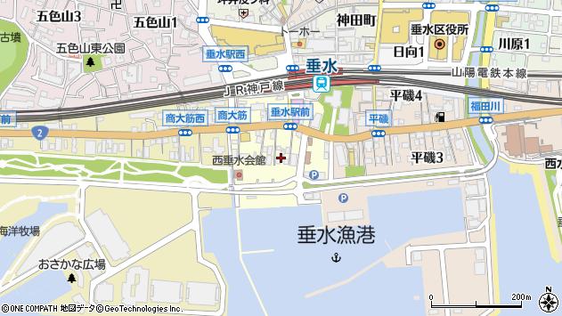 〒655-0028 兵庫県神戸市垂水区宮本町の地図