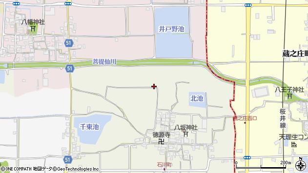 〒639-1111 奈良県大和郡山市石川町の地図