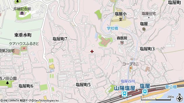 〒655-0872 兵庫県神戸市垂水区塩屋町の地図
