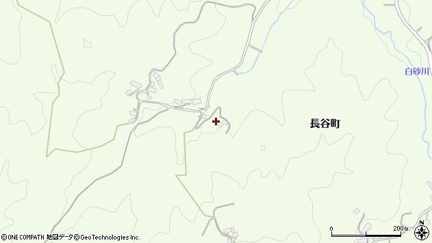 〒630-2165 奈良県奈良市長谷町の地図