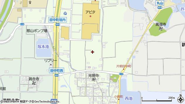 〒639-1028 奈良県大和郡山市田中町の地図
