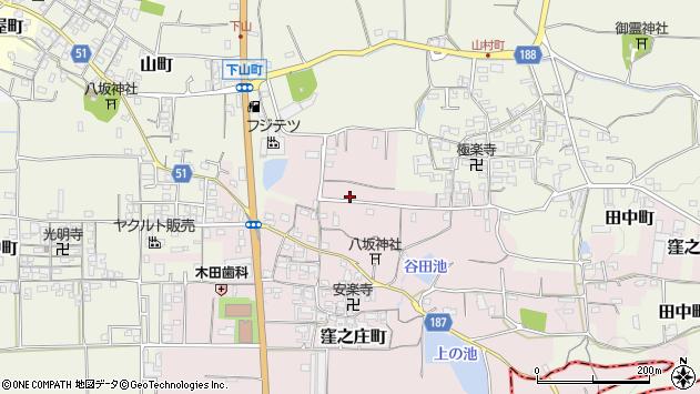 〒630-8431 奈良県奈良市窪之庄町の地図
