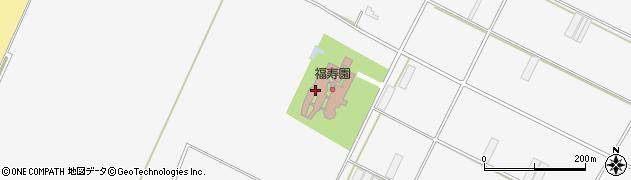 愛知県田原市小中山町(一膳松)周辺の地図