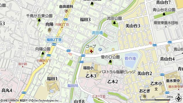 〒655-0881 兵庫県神戸市垂水区東垂水町の地図