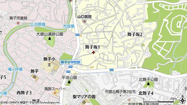 〒655-0044 兵庫県神戸市垂水区舞子坂の地図