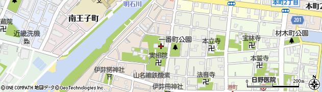 善薬寺周辺の地図