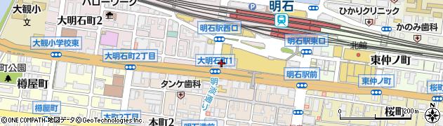 くすり屋いとう周辺の地図
