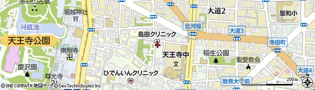 仏教共済会周辺の地図