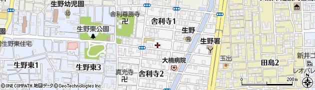 法見寺周辺の地図