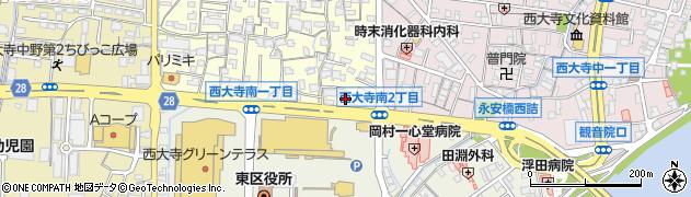 すぎはら眼科医院周辺の地図