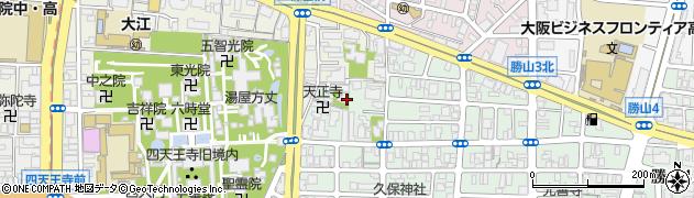 蒼龍寺周辺の地図