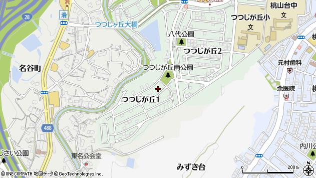 〒655-0853 兵庫県神戸市垂水区つつじが丘の地図