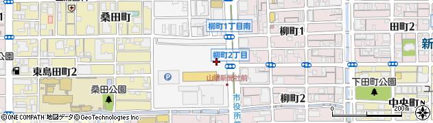 樋口クリニック周辺の地図