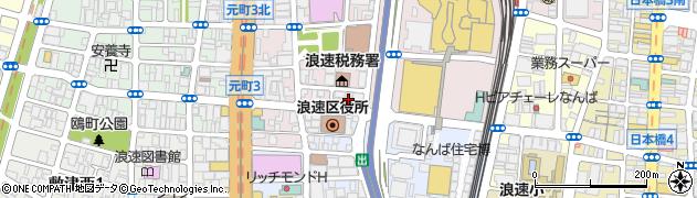 ライブハウス・ベアーズ周辺の地図