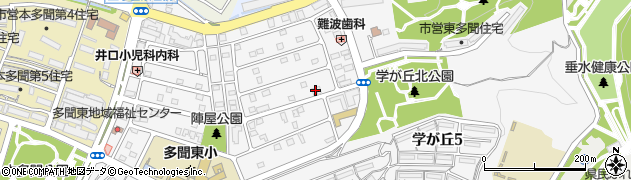 フローレン周辺の地図