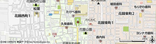 津原神社周辺の地図