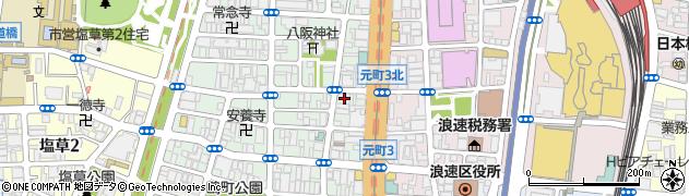 ベアー動物病院周辺の地図