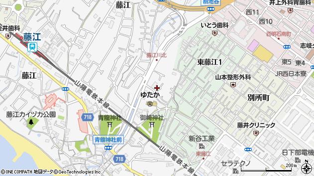 〒673-0043 兵庫県明石市藤江川添の地図