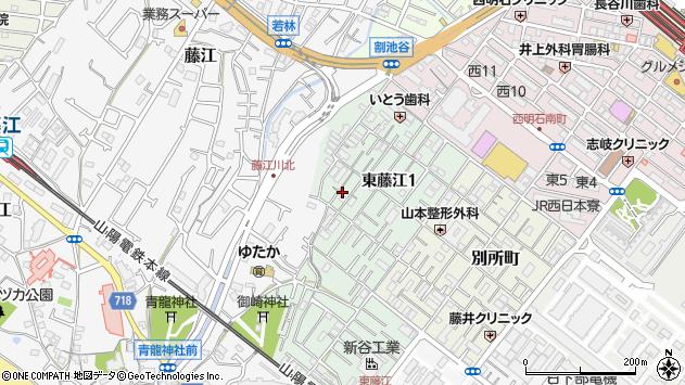 〒673-0042 兵庫県明石市東藤江の地図