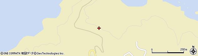 山口県萩市須佐(沖浦)周辺の地図