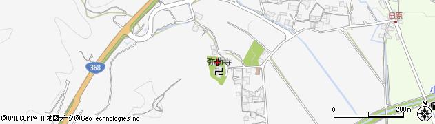 西田原春日神社周辺の地図