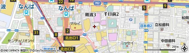 ホテルハイパー周辺の地図