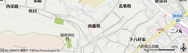 愛知県田原市田原町(南乗鞍)周辺の地図
