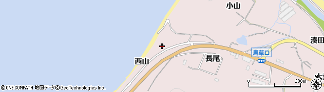 ミューズ周辺の地図
